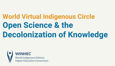 Prof. Dr. Karsten Kiewitt im World Virtual Indigenous Circle